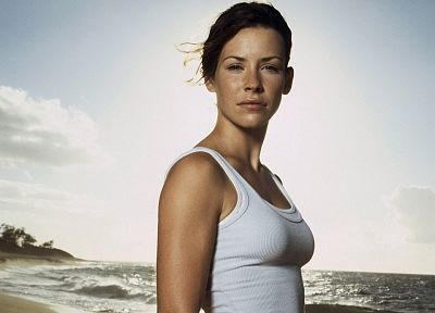women, actress, Evangeline Lilly, lost - related desktop wallpaper