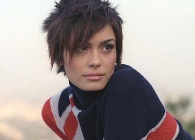 women, celebrity, Shannyn Sossamon - random desktop wallpaper