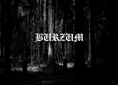 burzum, monochrome, music bands, black metal - desktop wallpaper