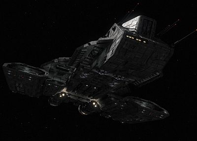 Stargate, spaceships, vehicles, Daedalus Stargate Atlantis - random desktop wallpaper