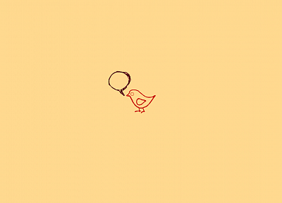 minimalistic, tweet, artwork - desktop wallpaper