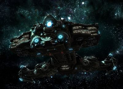 outer space, stars, spaceships, vehicles - related desktop wallpaper