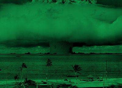 war, nuclear, Hell, nuclear explosions, apocalyptic - desktop wallpaper