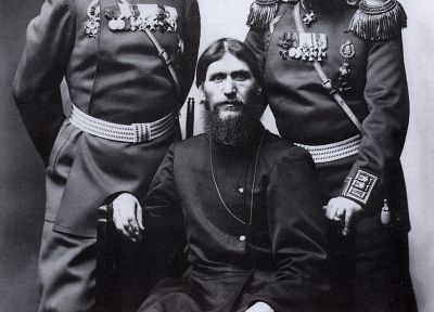 historic, Rasputin, Russian - random desktop wallpaper