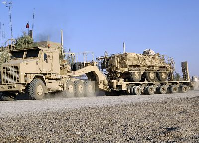 military, trucks, weaponry - random desktop wallpaper