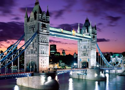 architecture, London, bridges, Tower Bridge - related desktop wallpaper