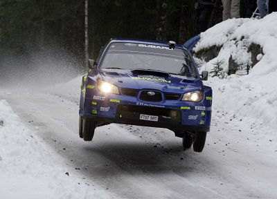 cars, rally, Subaru, Subaru Impreza WRC - random desktop wallpaper