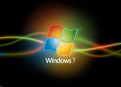 Windows 7, logos - random desktop wallpaper