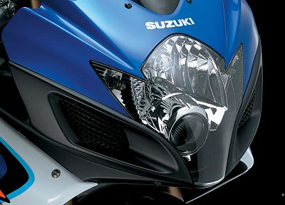 Suzuki, motorbikes, headlights - popular desktop wallpaper