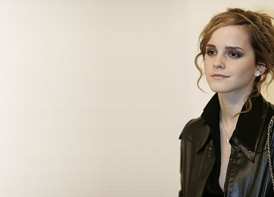 women, Emma Watson, actress - desktop wallpaper