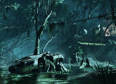 video games, Crysis 3 - desktop wallpaper