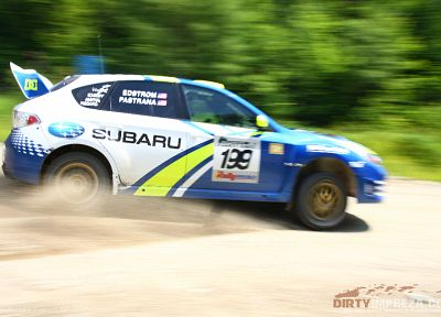 cars, Subaru Impreza WRC, racing - related desktop wallpaper