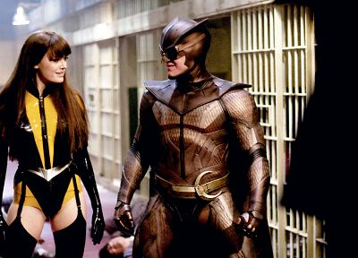 Watchmen, Silk Spectre, Malin Akerman, Nite Owl - random desktop wallpaper