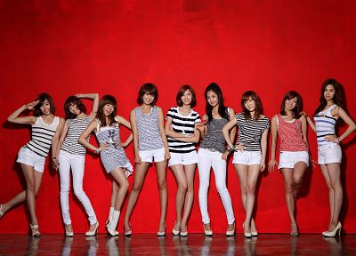 women, Girls Generation SNSD, celebrity, high heels, bracelets - random desktop wallpaper