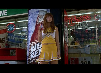 Mary Elizabeth Winstead, Death Proof, screenshots - random desktop wallpaper