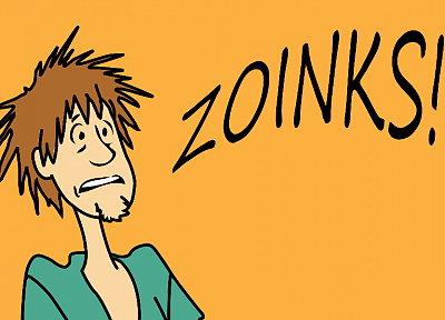 comics, Scooby Doo, Shaggy - random desktop wallpaper