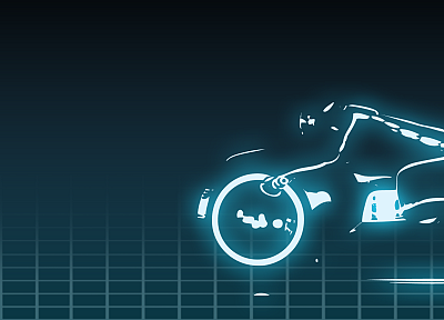 Tron, lightcycle - related desktop wallpaper