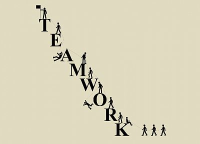 teamwork - desktop wallpaper
