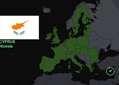flags, Europe, maps, knowledge, countries, Cyprus, useful - related desktop wallpaper