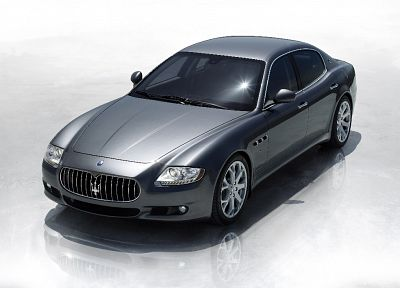 Maserati, vehicles, Maserati Quattroporte - desktop wallpaper