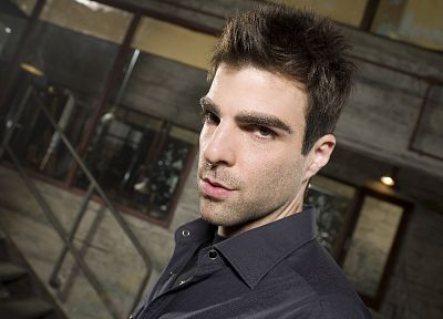 Heroes (TV Series), men, Zachary Quinto - random desktop wallpaper