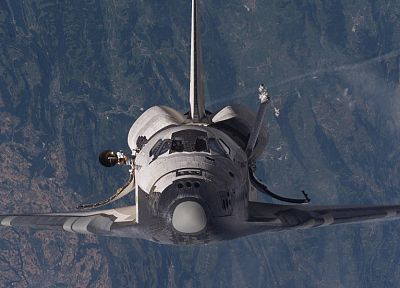 Space Shuttle, spaceships, vehicles - related desktop wallpaper