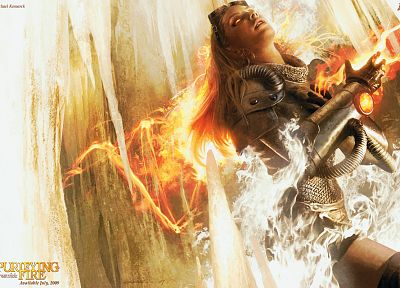 women, Magic: The Gathering, mtg - random desktop wallpaper