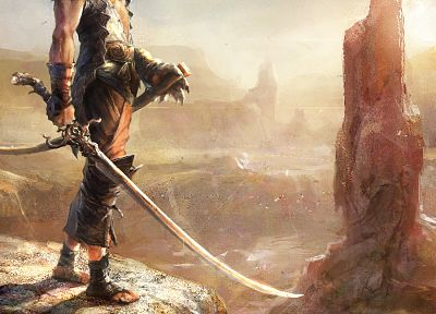 video games, Prince of Persia - random desktop wallpaper