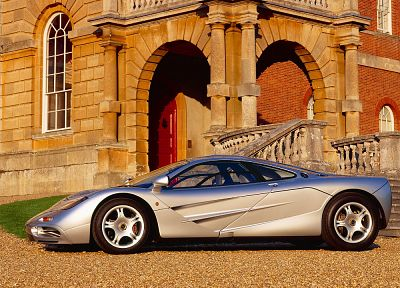cars, vehicles, McLaren F1 - desktop wallpaper