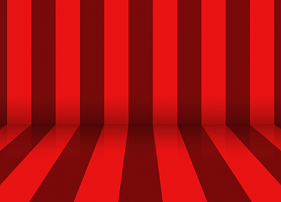 red, patterns, stripes - desktop wallpaper