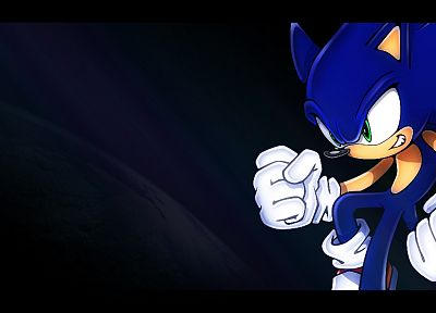 Sonic the Hedgehog - random desktop wallpaper