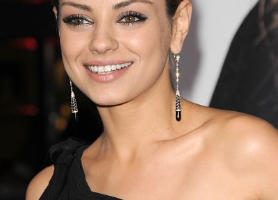 women, Mila Kunis, actress, celebrity - desktop wallpaper