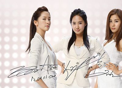women, Girls Generation SNSD, celebrity, Asians, Seohyun, Korean, singers, Kwon Yuri, Im YoonA, K-Pop - related desktop wallpaper