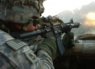 war, guns, soldier, Afghanistan - related desktop wallpaper
