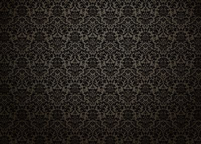 minimalistic, wall, patterns, victorian, damask - desktop wallpaper