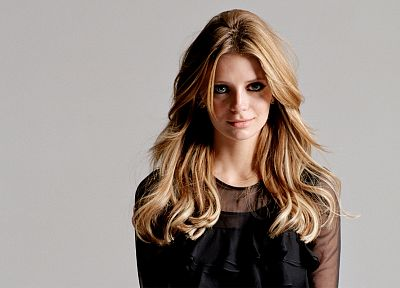 blondes, women, actress, Mischa Barton - random desktop wallpaper