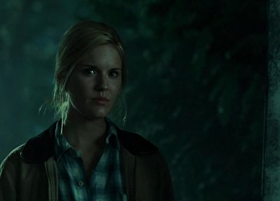 blondes, tattoos, women, Maggie Grace, Twelve Mile Road, The Fog - related desktop wallpaper