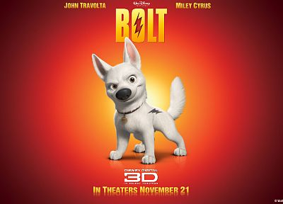 Bolt (2008) - random desktop wallpaper
