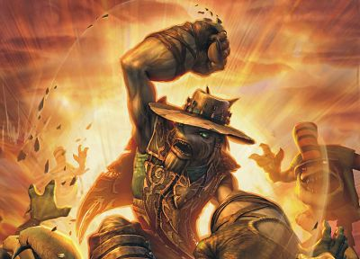 Oddworld: Stranger's Wrath - random desktop wallpaper