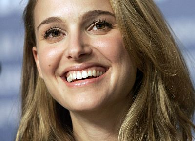 blondes, women, actress, Natalie Portman, faces - random desktop wallpaper