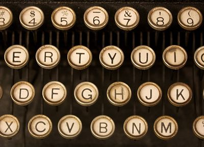 keyboards, numbers, alphabet, letters, Marcin Wichary, typewriters - random desktop wallpaper