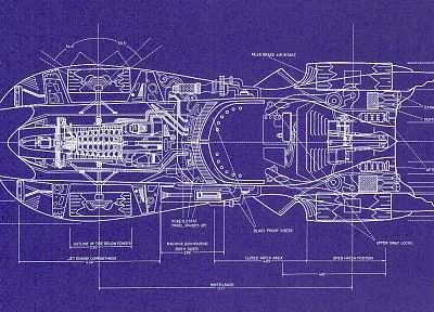 Batman, DC Comics, blueprints, Batmobile - desktop wallpaper