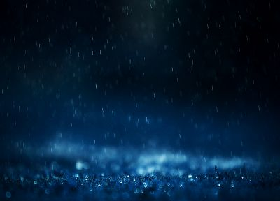 rain, water drops - random desktop wallpaper