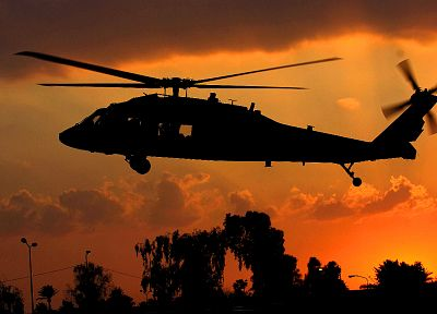 aircraft, military, helicopters, Blackhawk, vehicles - desktop wallpaper