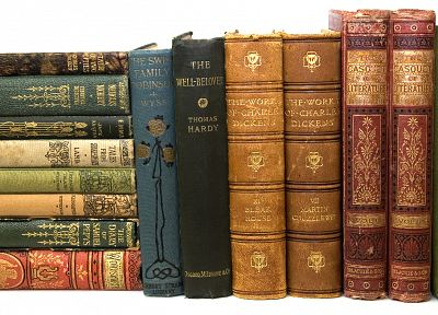 books, antique - random desktop wallpaper