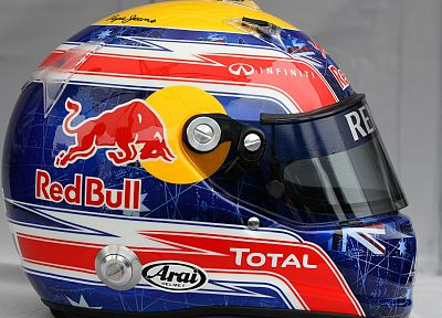sports, helmets, racing, Red Bull, Red Bull Racing, amplifiers - random desktop wallpaper