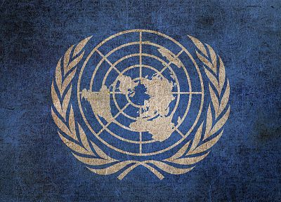 grunge, flags, United Nations - random desktop wallpaper