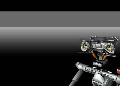 johnny 5 - random desktop wallpaper