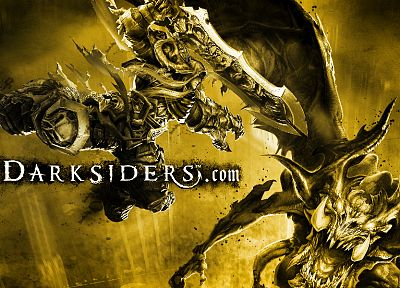 war, Darksiders - related desktop wallpaper