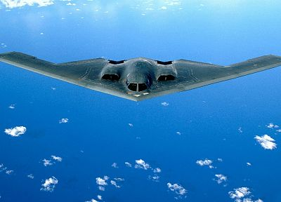aircraft, stealth bomber, B-2 Spirit - related desktop wallpaper